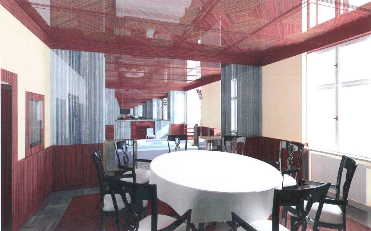 470abf0b9 Z bývalého bytu inženýra Viléma Krause v Bendově ulici 10, který navrhl  světově významný architekt Adolf Loos, se do konce března příštího roku  stane ...