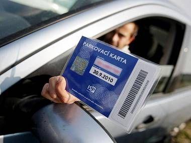 Useky Pro Drzitele Parkovacich Karet Budou V Plzni Modre Zpravy