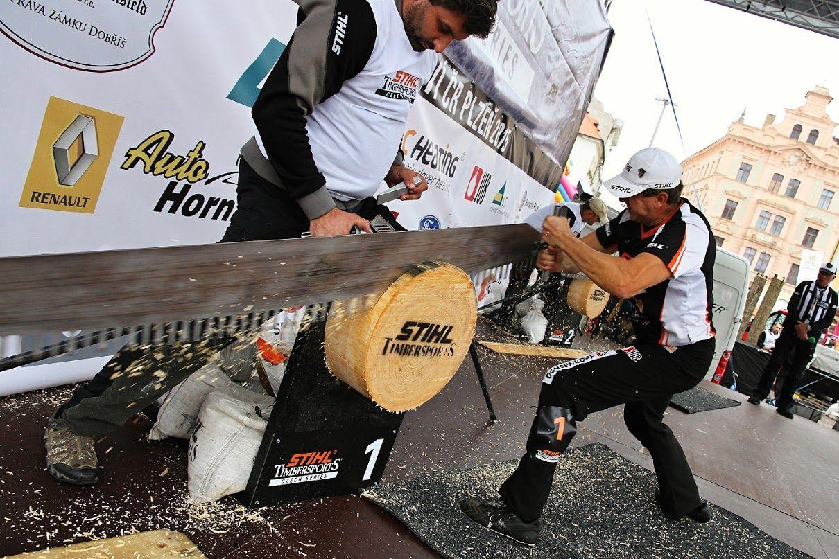 f6edf2581fa Přijďte se podívat na sportovní dřevorubce do Přeštic!