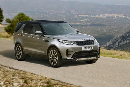 Foto: LAND ROVER DISCOVERY CZECH LIMITED PACK
